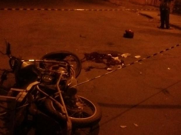 Jovem sofreu corte no pescoço e morreu após ser socorrido (Foto: Polícia Militar/Divulgação)