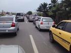 Procissão em Guarajuba altera tráfego na Estrada do Coco nesta sexta-feira