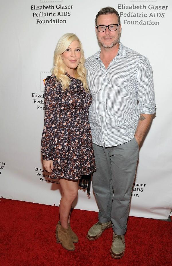 Tori Spealling e Dean McDermott (Foto: Getty Images)