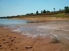 Nível da represa de Jurumirim, em Avaré, atinge menor índice de 2014