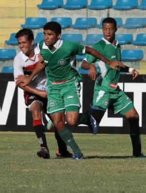 Ferroviário x Icasa pelo Campeonato Cearense no Estádio Presidente Vargas (Foto: Agência Miséria de Comunicação)