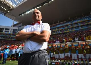 Jorge Sampaoli Chile x Holanda (Foto: Getty Images)