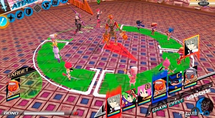 Você pode atacar de quatro diferentes pontos do mapa (Foto: Divulgação)