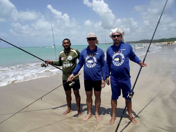 Camp. Pesca AL (Foto: Divulgação / AABB)