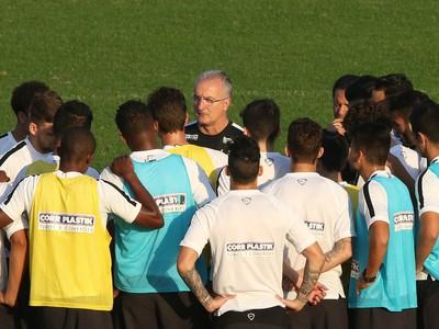 Dorival Júnior, técnico do Santos (Foto: Mauricio de Souza / Estadão Conteúdo)