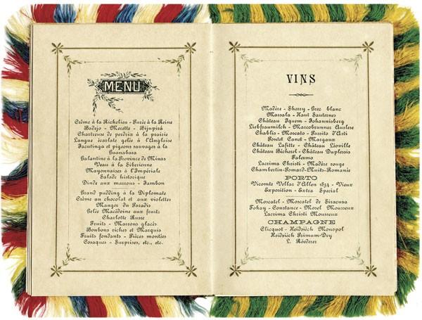BANQUETE HISTÓRICO: O Baile da Ilha Fiscal, que teve 2 mil convidados e um cardápio com mais de 30 tipos de pratos, foi uma das maiores orgias gastronômicas já realizadas no país (Foto: revista galileu)