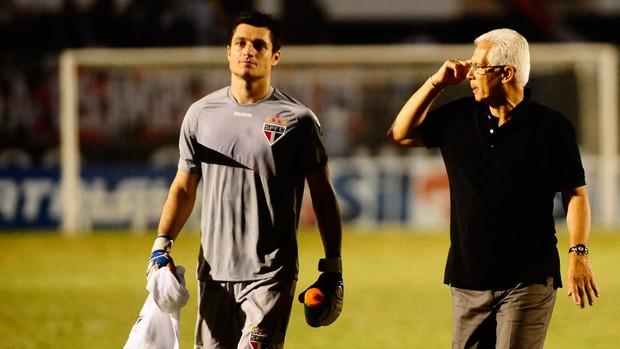 Denis Leão São Paulo (Foto: Marcos Ribolli / Globoesporte.com)