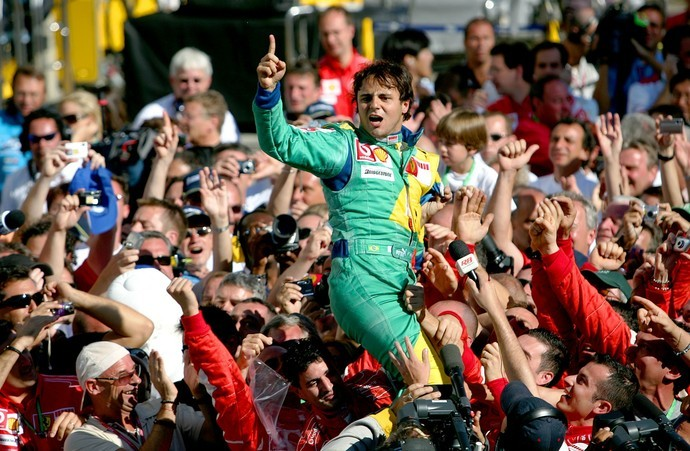 Felipe Massa GP do Brasil de 2006
