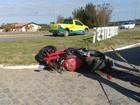 Motociclista morre após colisão com carro em Turuçu, no RS