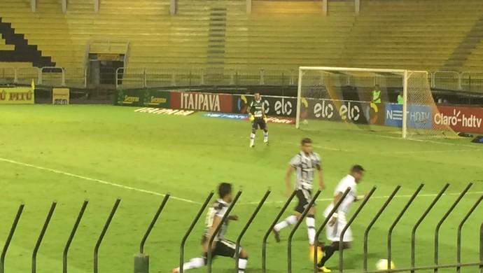 Resende, Ceará, Copa do Brasil, Raulino de Oliveira (Foto: Vinicius Lima)