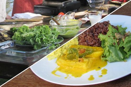 Salada Verde Cremosa da Bela Gil