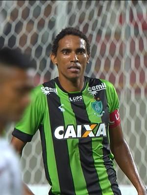 Rafael Lima; América-MG (Foto: Reprodução/ Premiere)