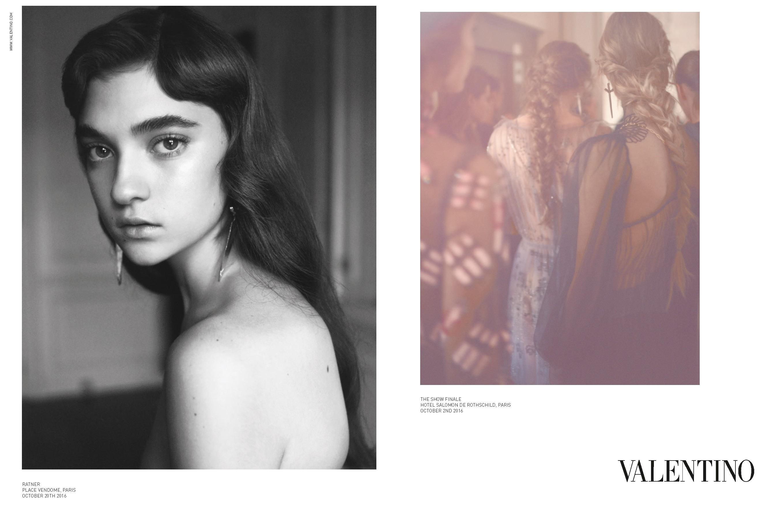 Campanha de verão 2017 da Valentino (Foto: Reprodução)