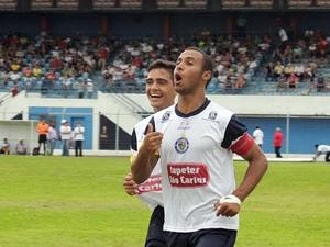 Willian Dias foi o artilheiro da 1ª Copa São Carlos de Futebol Júnior com 4 gols (Foto: Rovanir Frias/São Carlos FC)