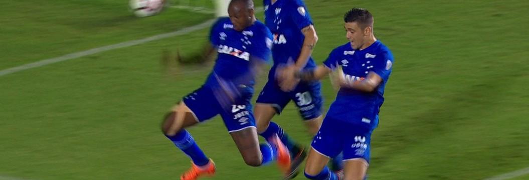 Vasco x Cruzeiro - Taça Libertadores 2018 - globoesporte.com 2a4a8ac2ef0fc