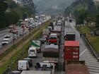 Veja a situação das estradas em SP; SIGA (Marcos Bezerra/Futura Press/Estadão Conteúdo)