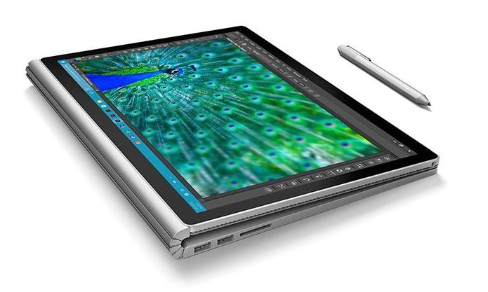 Surface Book é mais poderoso e oferece portabilidade (Foto: Divulgação)