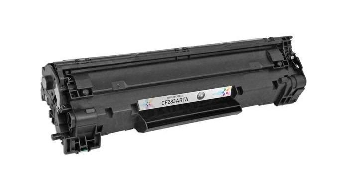 Modelo de toner de impressora a laser (Foto: Divulga��o/HP)