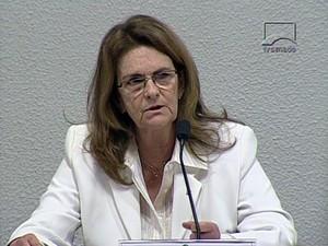 GNews - Graça Foster, presidente da Petrobras (Foto: globonews)