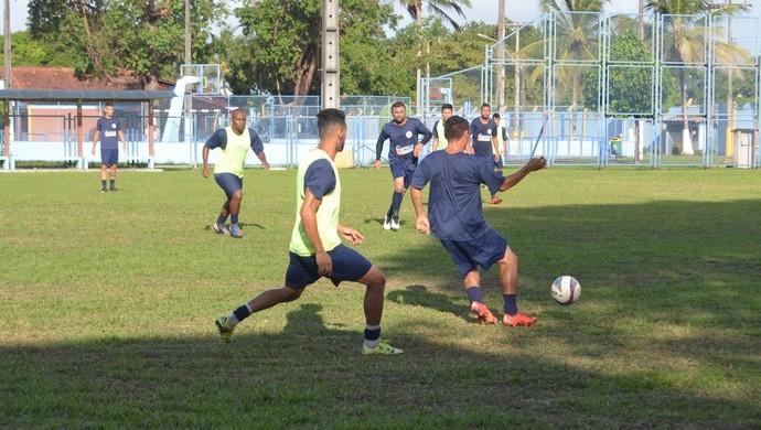 Macapá; Esporte; Futebol (Foto: Rafael Moreira/GE-AP)