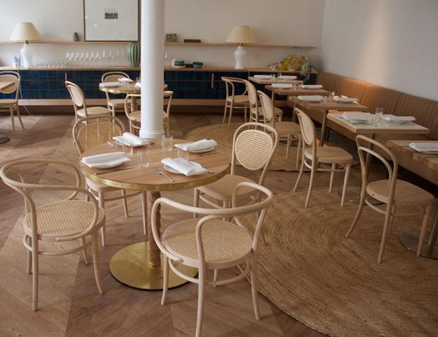 Panama: um restaurante em Berlim feito para desacelarar (Foto: Divulgação)