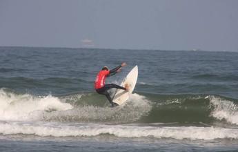 Circuito de Surfe Praia Grande define os campeões neste fim de semana