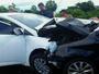 Policial militar morre após batida entre dois carros em Maranguape, no Ceará