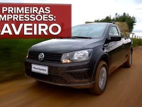 Volkswagen vai exportar Saveiro para a Jamaica