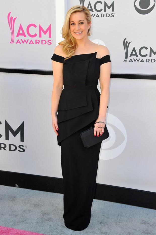 Kellie Pickler no American Country Music Awards (Foto: Getty Images)