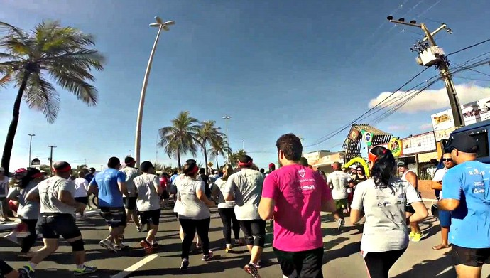 A Volta de Aracaju é um dos eventos esportivos mais esperados do ano (Foto: TV Sergipe)