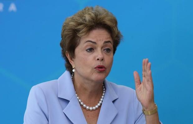 Dilma Rousseff (Foto: Lula Marques/ Agência PT/ Fotos Públicas)