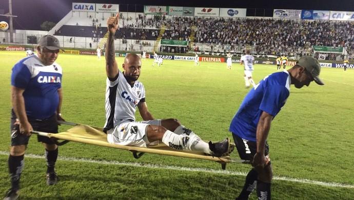 Luizão ABC (Foto: Carlos Cruz/GloboEsporte.com)