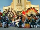 Maracatu Vozes da África retrata festas afro no Carnaval de Fortaleza