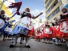 Apresentações culturais no Centro de Maceió homenageiam as mulheres