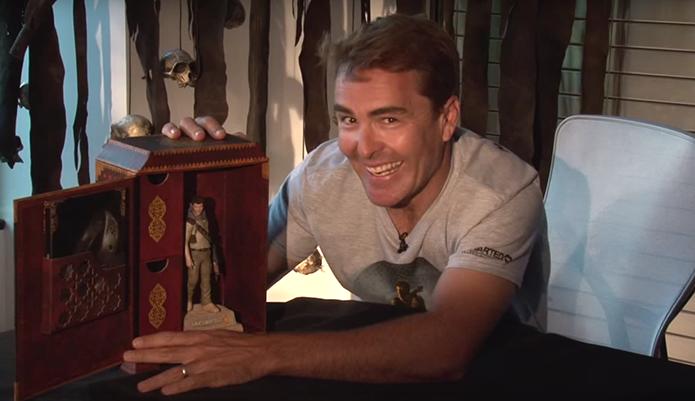 Dublador do protagonista de Uncharted acumula trabalhos importantes (Foto: Reprodução/YouTube)