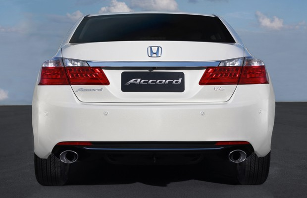 Honda Accord 2013 (Foto: Divulgação)