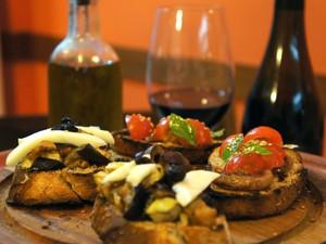 Harmonizar comida com vinhos é uma tarefa muito difícil (Foto: Flavio Flarys / G1)