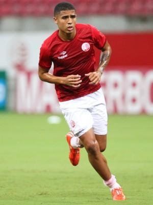 Bergson Náutico (Foto: Aldo Carneiro / Pernambuco Press)