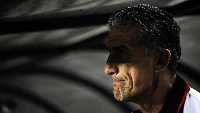 Edgardo Bauza, técnico do São Paulo (Foto: Marcos Ribolli)