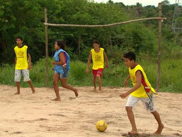 Futebol de Rua_Como Será? (Foto: Reprodução)
