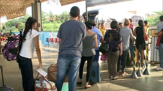Movimento nas viagens de ferryboat dobra em São Luís