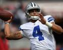 Sensação, calouro barra ídolo e lidera Cowboys na melhor campanha da NFL