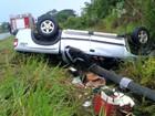 Acidente em estrada deixa 6 feridos e um fica em estado grave no AC