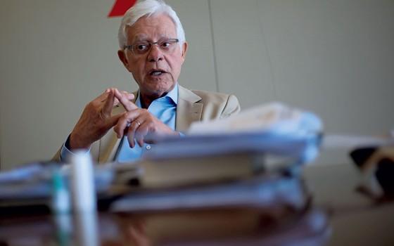 Moreira Franco ministro de Temer (Foto: Adriano Machado / Reuters)
