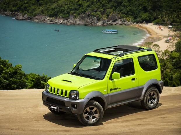 Auto Esporte - Primeiras impressões: Suzuki Jimny