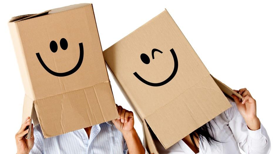 otimismo; felicidade; confiança; 2 (Foto: Shutterstock)