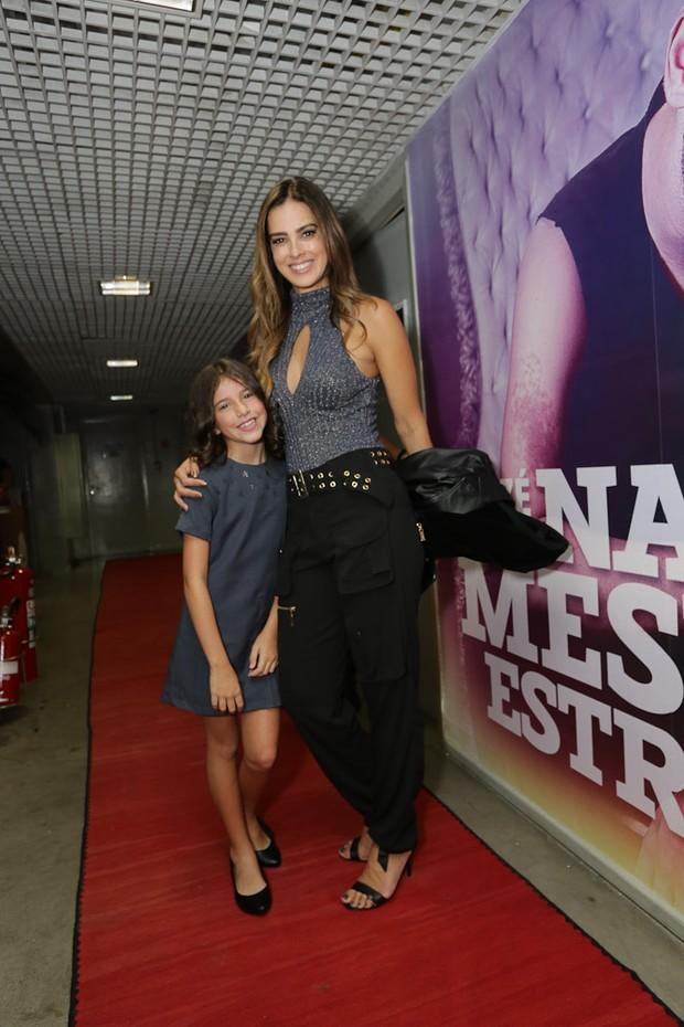 maria Clara e Vera Viel (Foto: Claudio Augusto /Brazil News)
