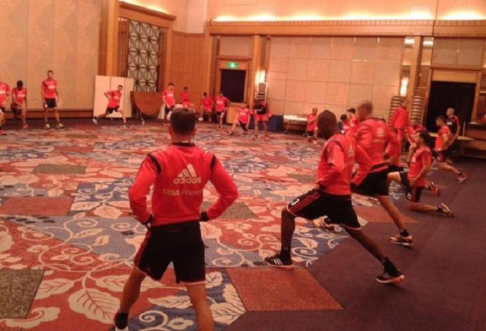 River Plate Japão Mundial de Clubes (Foto: Divulgação)