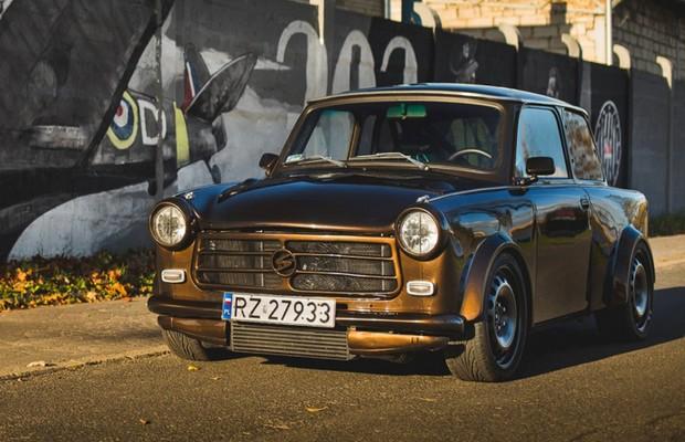 Trabant Turbo Quattro (Foto: Artur Owsiany)