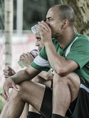 Julio César Coritiba (Foto: Divulgação / Site oficial do Coritiba)